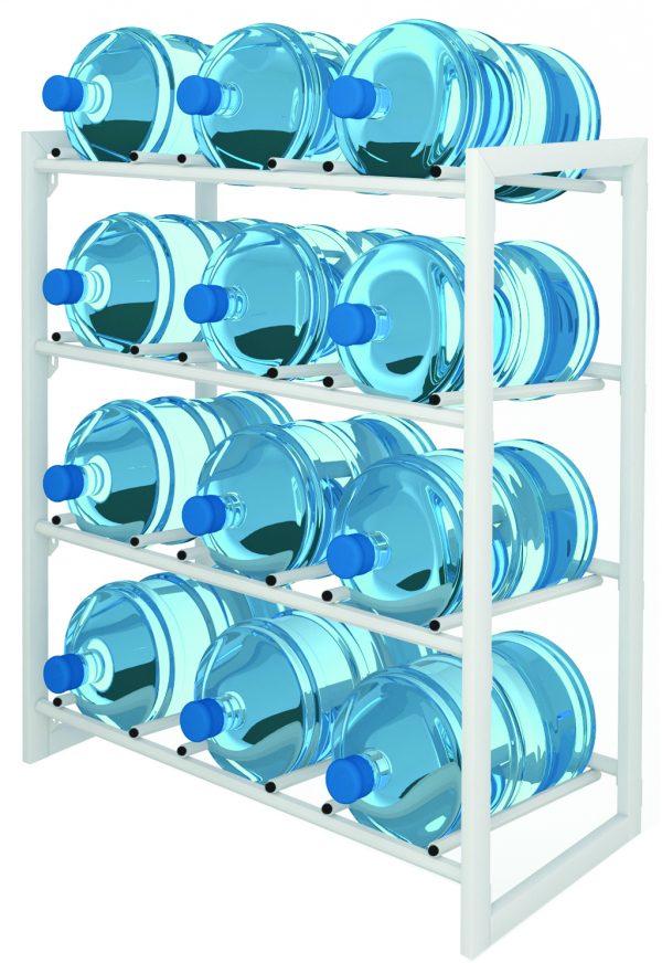 Стеллаж для 12 бутылей