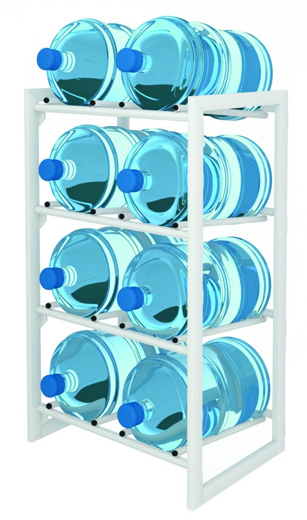 Стеллаж для 8 бутылей